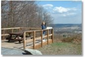 Rocky Ridge Observation Deck